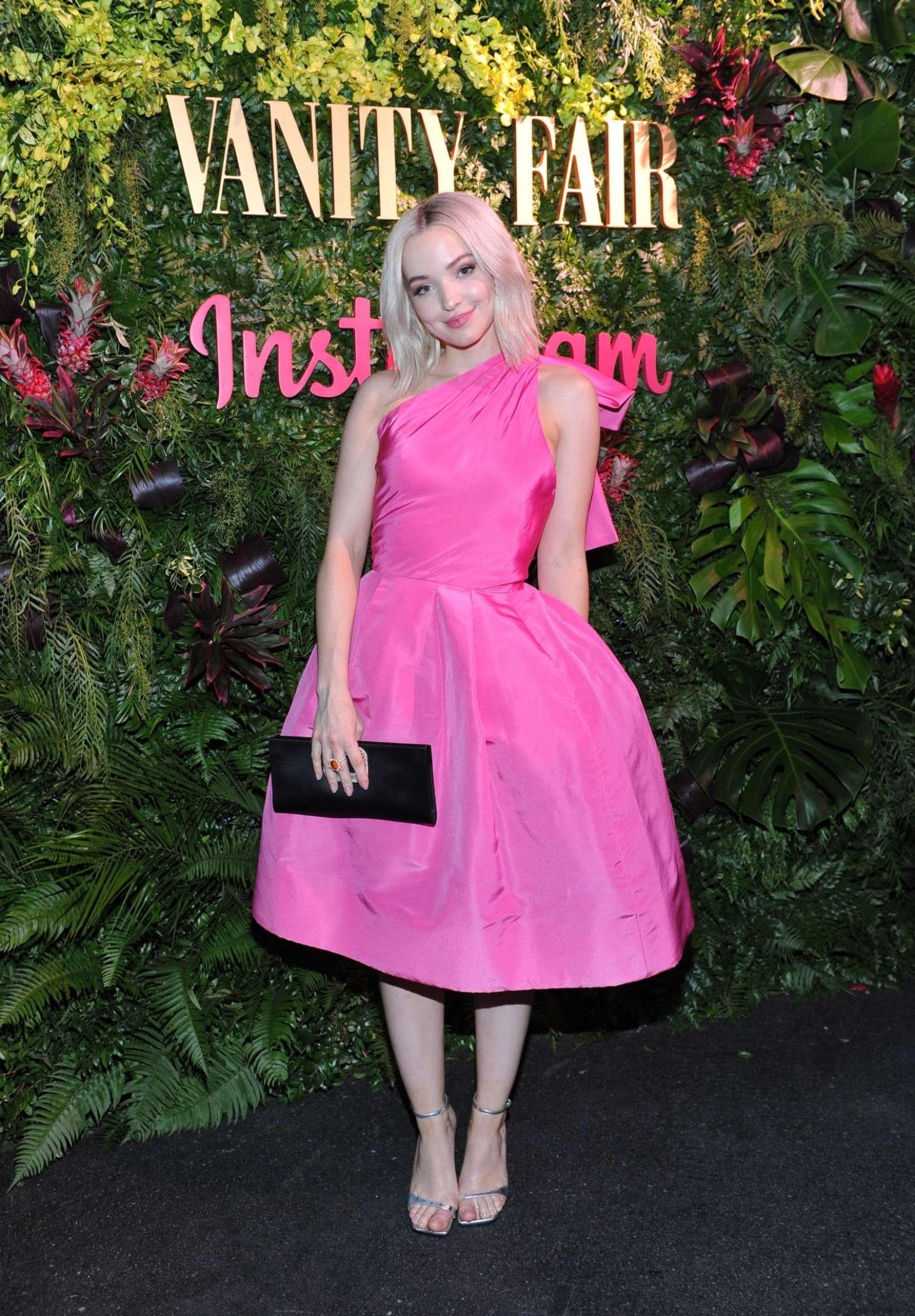 Dove Cameron - Vanity Fair x Instagram Celebrate the New Class of Entertainers in LA