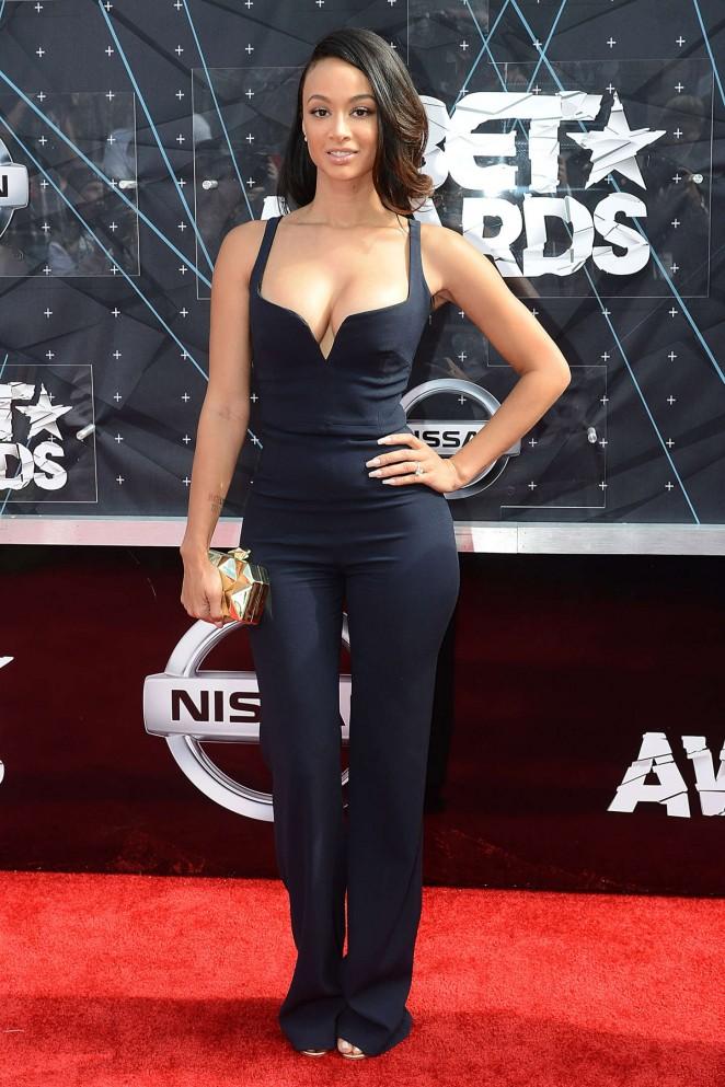 Draya Michele: 2015 BET Awards -01 - GotCeleb