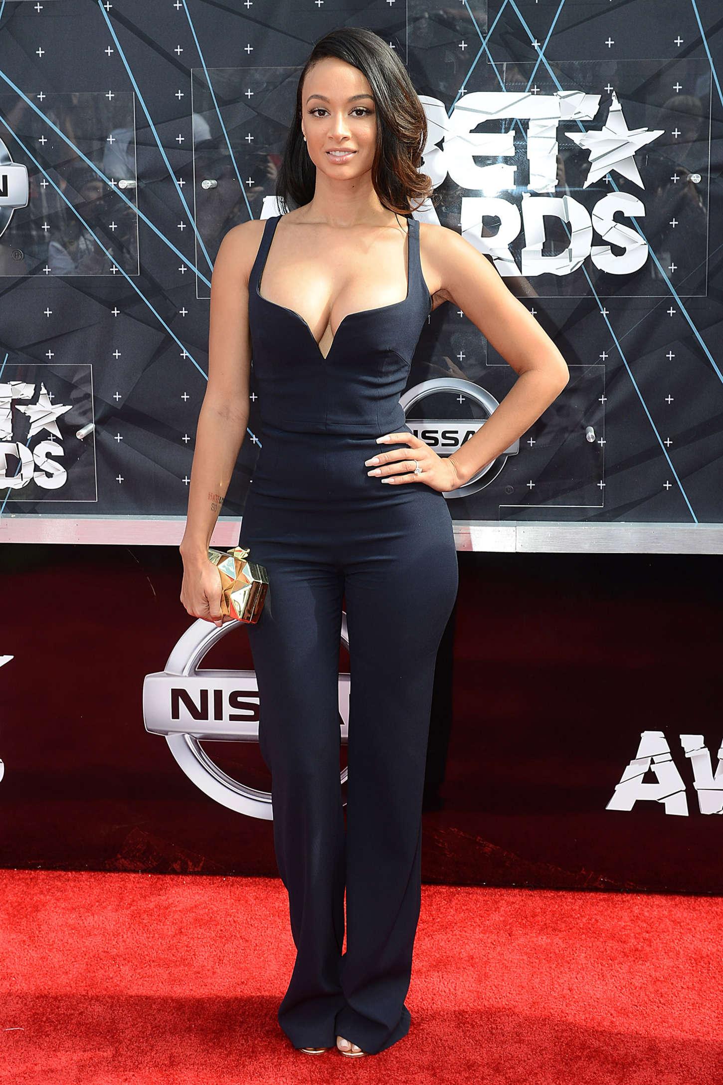 Draya Michele 2015 : Draya Michele: 2015 BET Awards -01