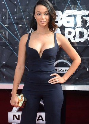 Draya Michele - 2015 BET Awards in Los Angeles