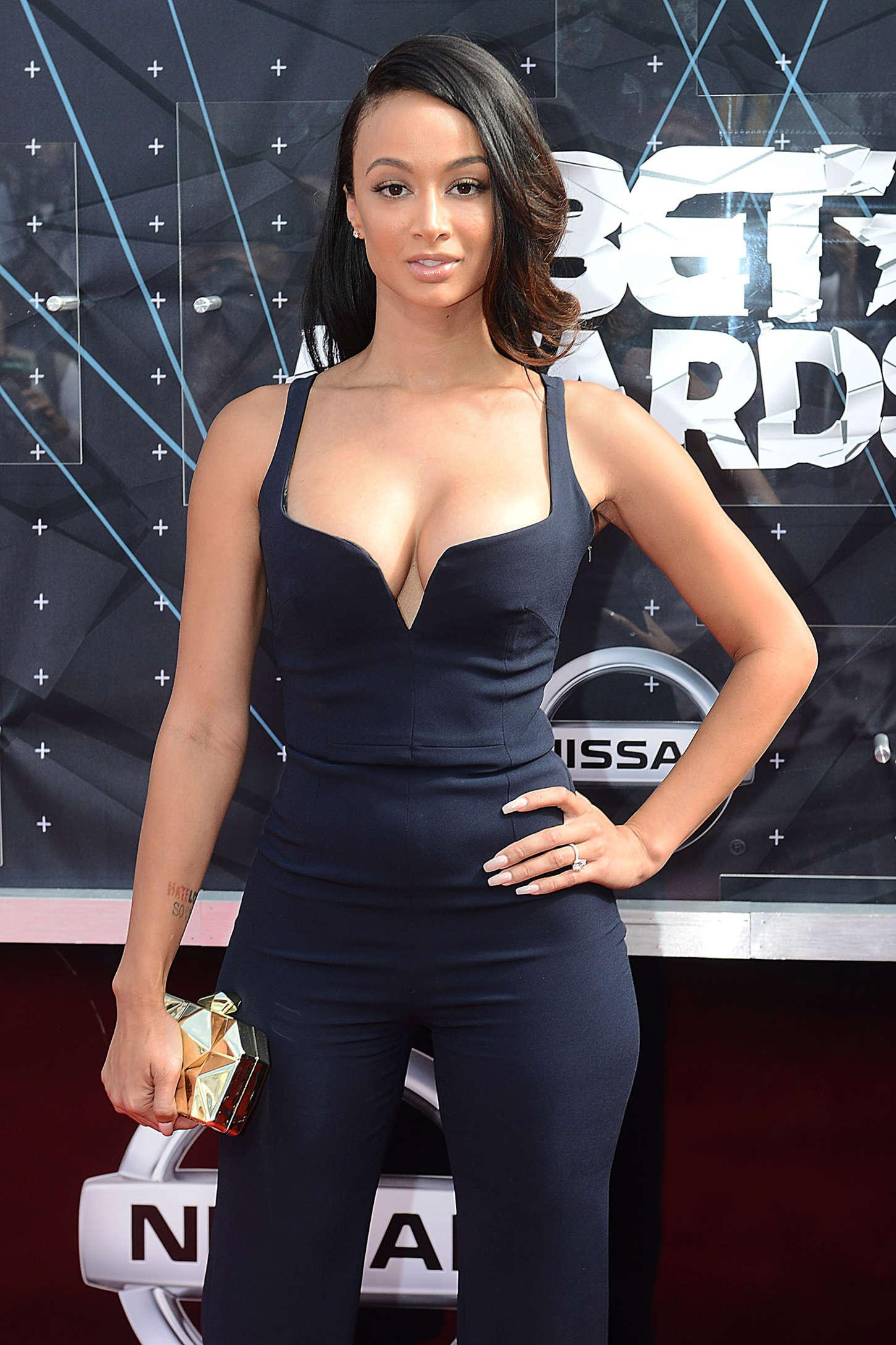 Draya Michele - 2015 BET Awards in Los Angeles