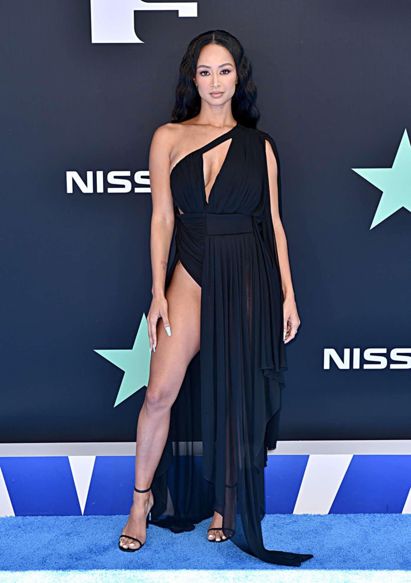 Draya Michele 2019 : Draya Michele: 2019 BET Awards in Los Angeles-05