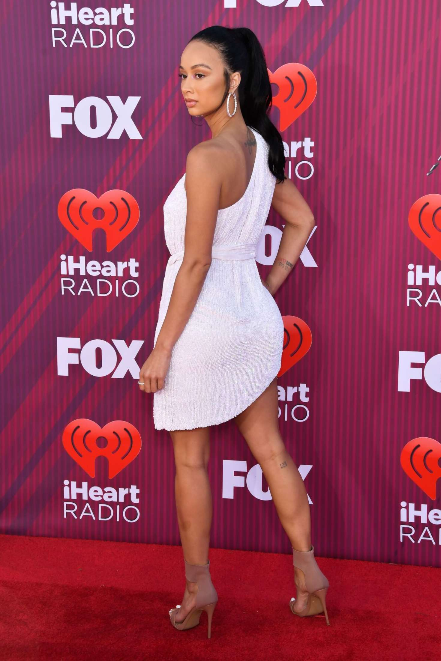 Draya Michele 2019 : Draya Michele: 2019 iHeartRadio Music Awards -02
