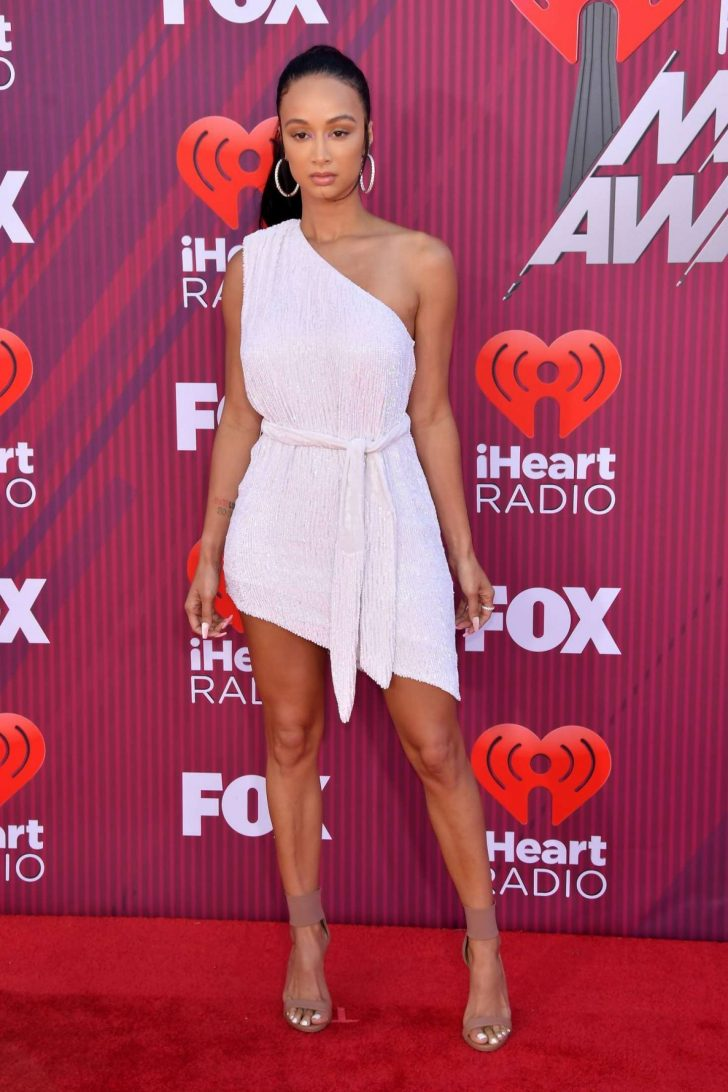 Draya Michele - 2019 iHeartRadio Music Awards in Los Angeles