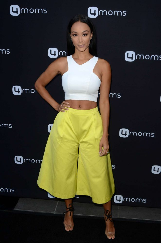Draya Michele - 4moms Car Seat Launch Event in Los Angeles