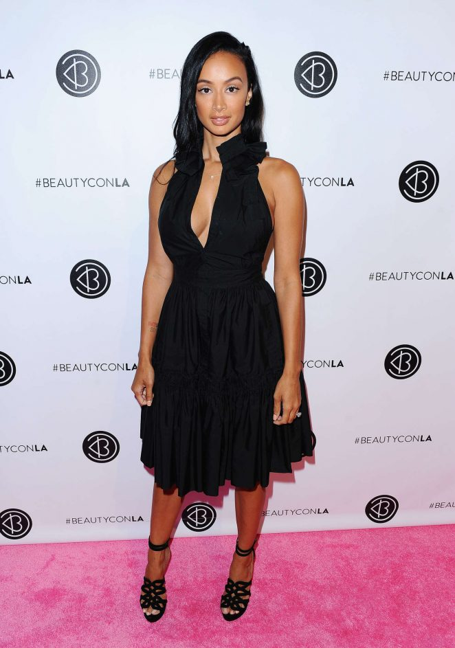 Draya Michele - 5th Annual Beautycon Festival LA in Los Angeles