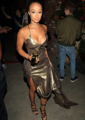 Draya Michele at TAO restaurant in Hollywood