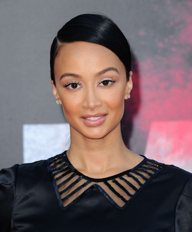 Draya Michele: Bad Moms LA Premiere -02