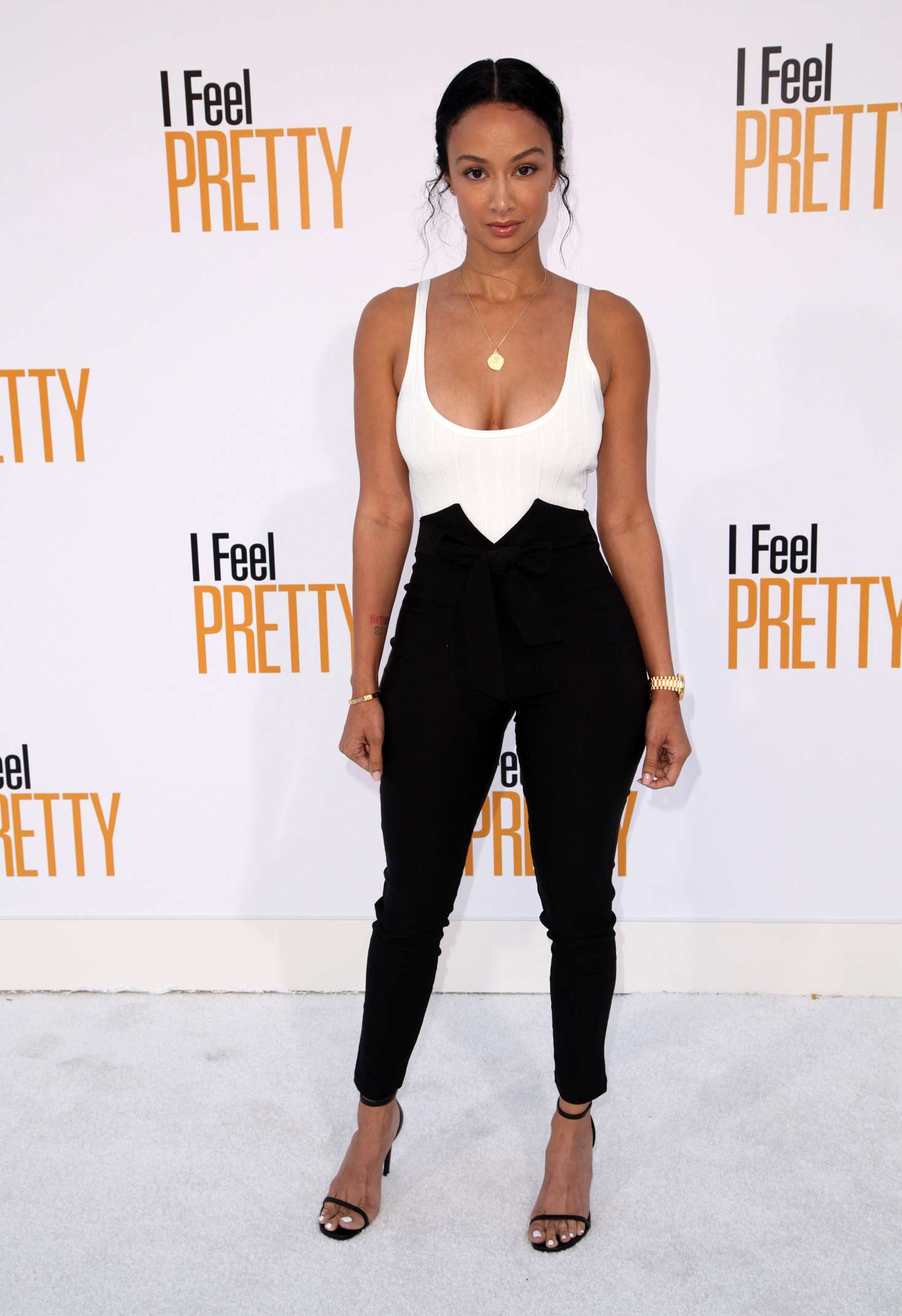 Draya Michele 2018 : Draya Michele: I Feel Pretty Premiere -02