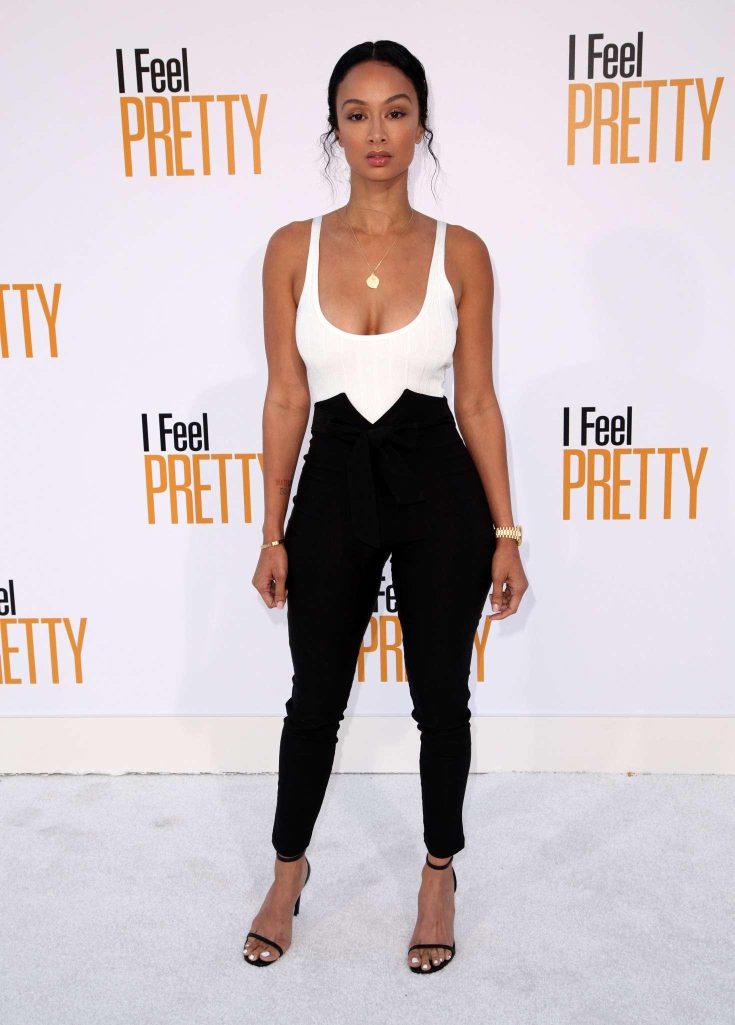 Draya Michele 2018 : Draya Michele: I Feel Pretty Premiere -03