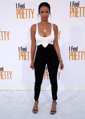 Draya Michele - 'I Feel Pretty' Premiere in Los Angeles