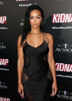 Draya Michele - 'Kidnap' Premiere in Los Angeles