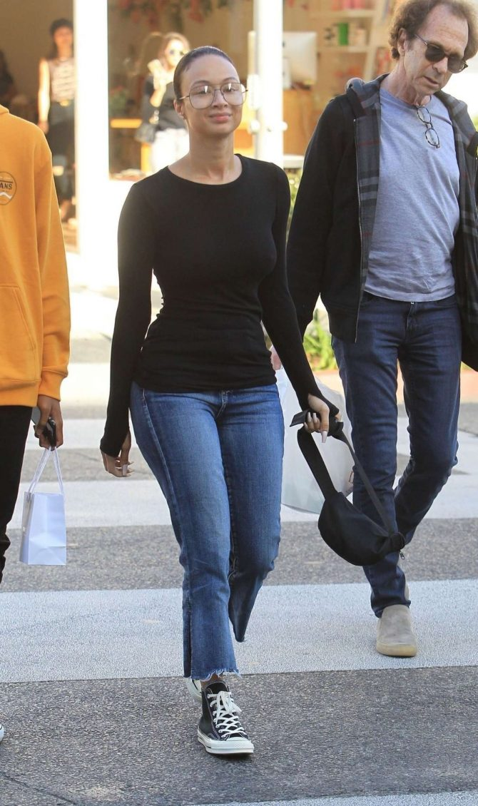 Draya Michele – Out in Beverly Hills