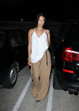 Draya Michele out in Los Angeles
