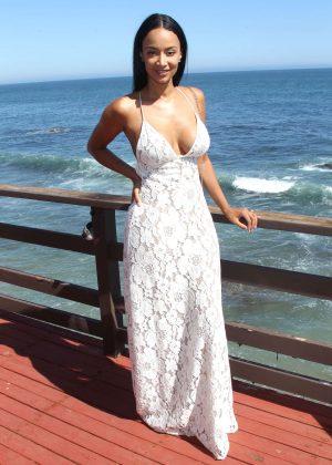 Draya Michele Out in Malibu