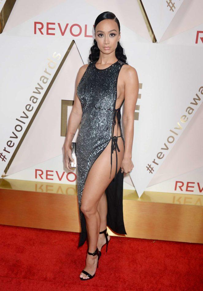Draya Michele: REVOLVE Awards 2017 -07 - GotCeleb