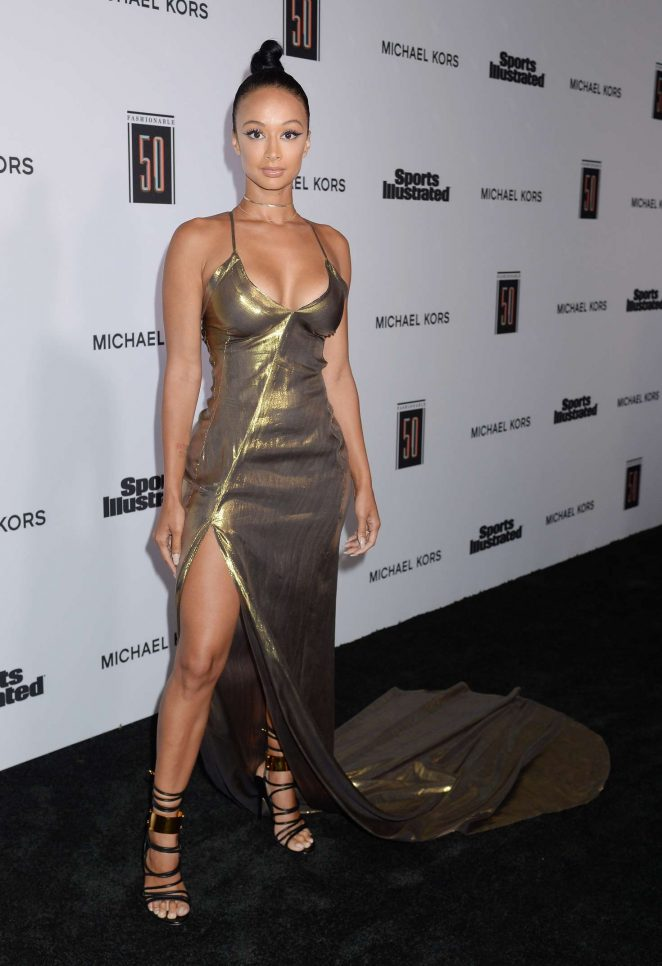 Draya Michele - Sports Illustrated Fashionable 50 in Hollywood