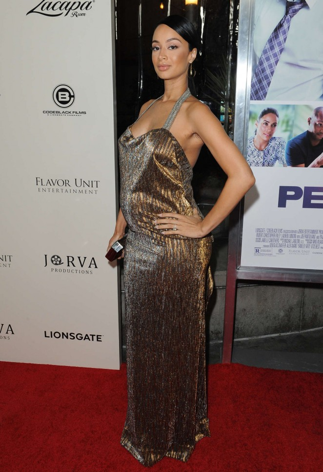 Draya Michele: The Perfect Match LA Premiere -02 - GotCeleb