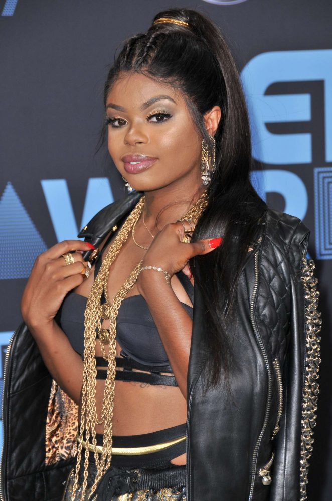 Dreezy - 2017 BET Awards in Los Angeles