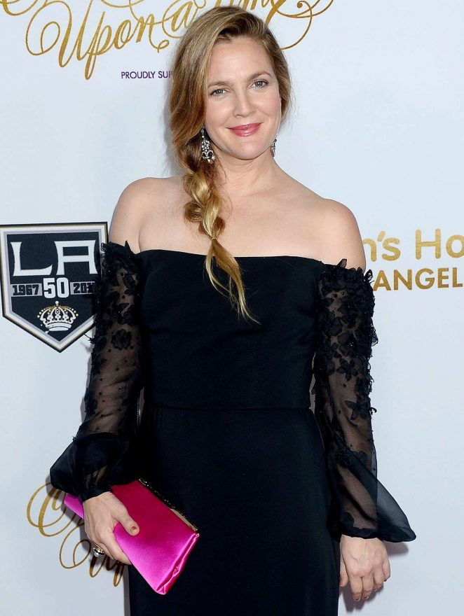 Drew Barrymore - 2016 Children's Hospital LA Once Upon a Time Gala on