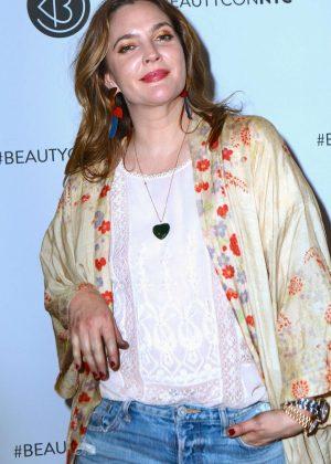 Drew Barrymore - 2017 Beautycon Festival NYC in New York City