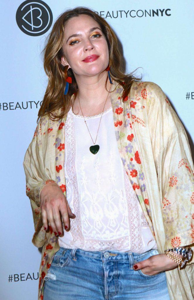 Drew Barrymore – 2017 Beautycon Festival NYC in New York City