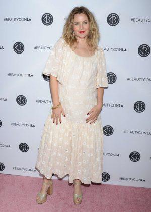 Drew Barrymore - Beautycon Festival Day 1 in Los Angeles