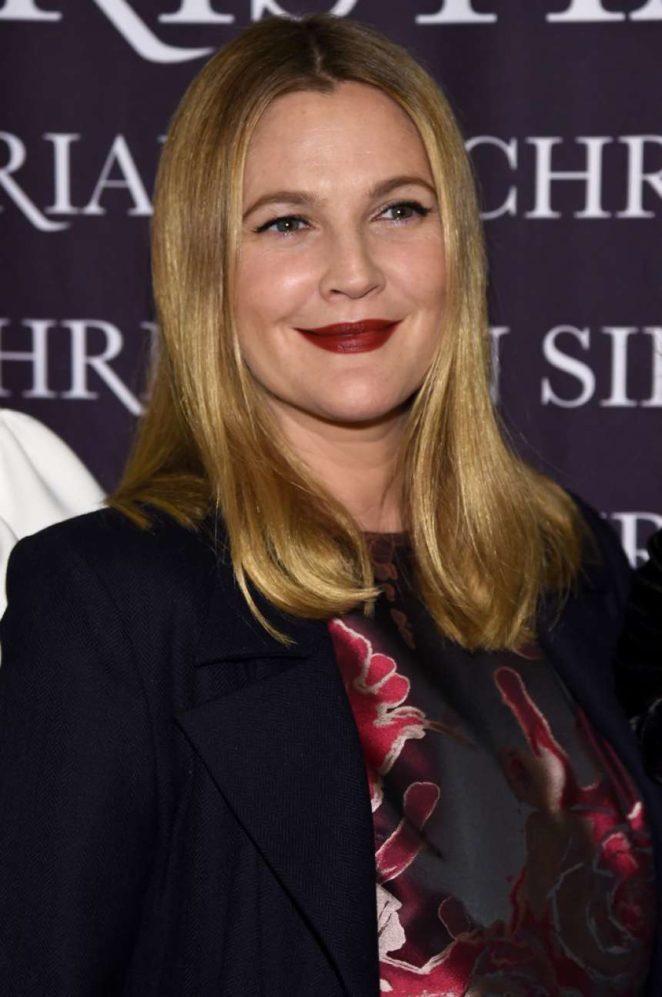 Drew Barrymore - 'Dresses To Dream About' Book Release in NYC