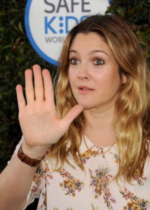Drew Barrymore - Safe Kids Day LA Event 2015 in LA  Drew Barrymore