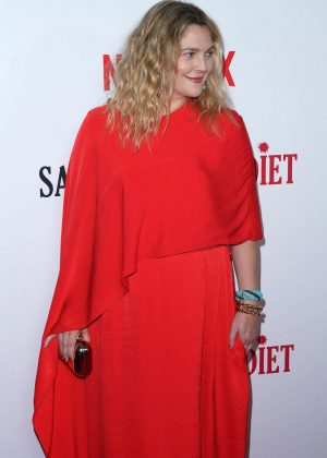 Drew Barrymore - 'Santa Clarita Diet' Season 2 Premiere in Hollywood