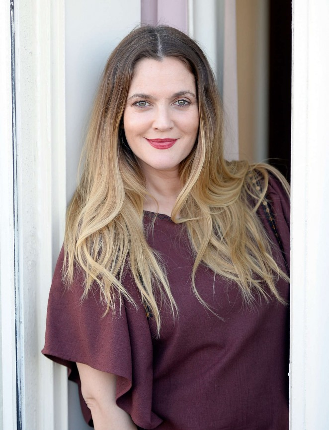 Drew Barrymore: Tracy Paul and Co Presents Pokemon Afternoon Soiree -06