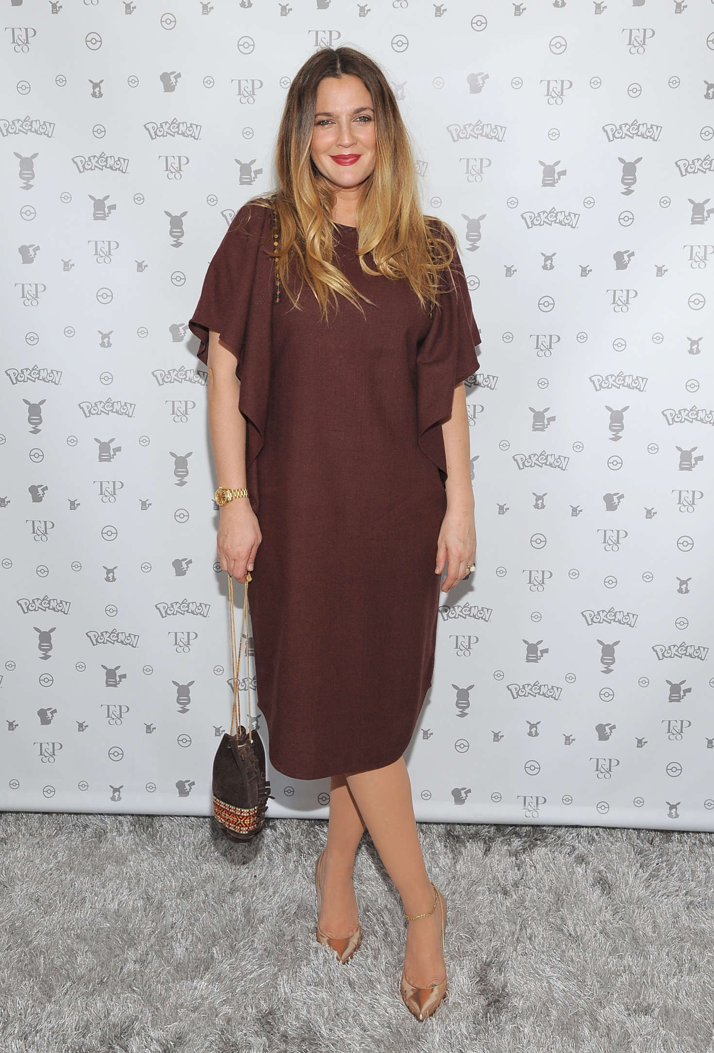 Drew Barrymore 2016 : Drew Barrymore: Tracy Paul and Co Presents Pokemon Afternoon Soiree -10
