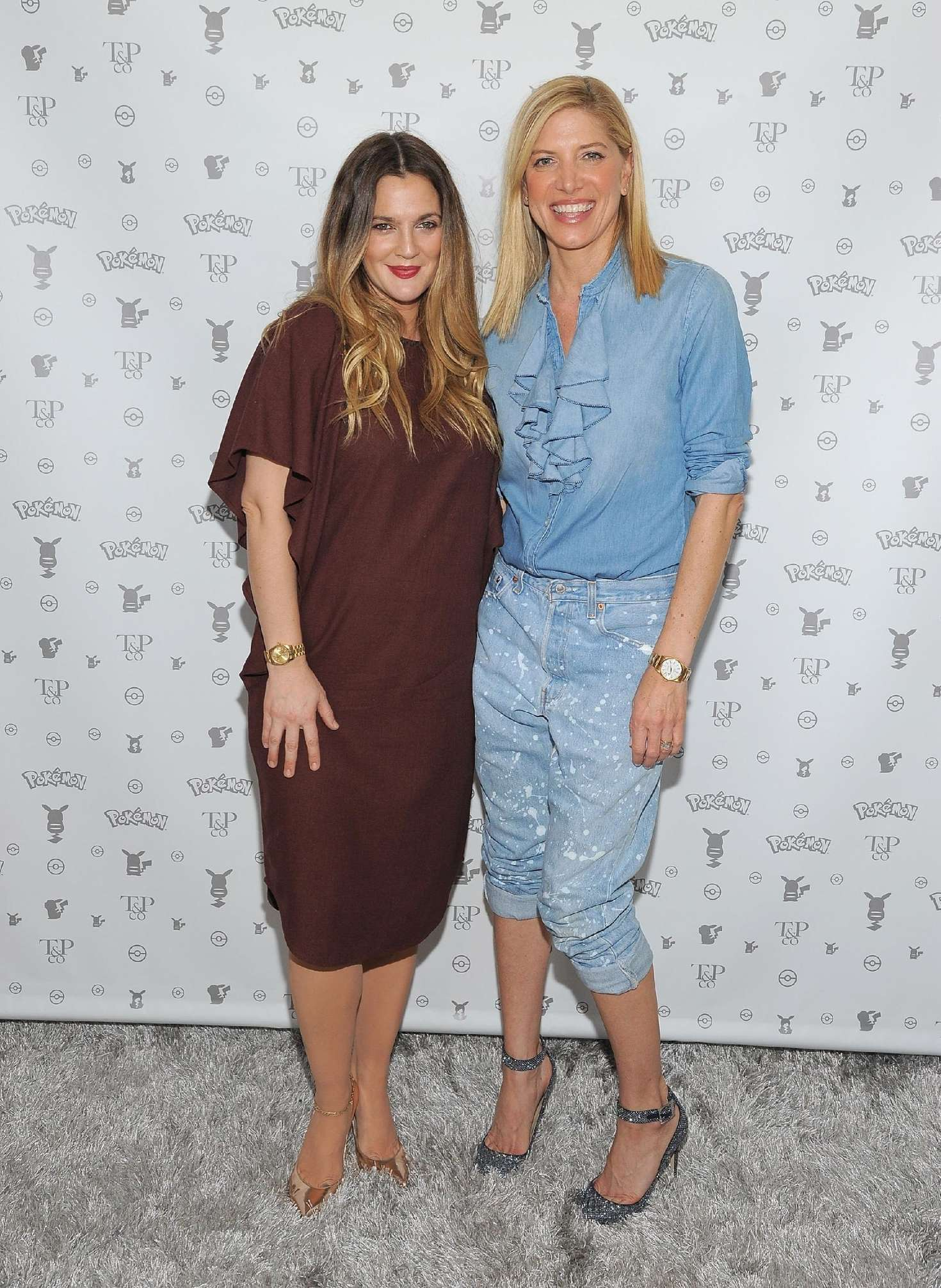 Drew Barrymore 2016 : Drew Barrymore: Tracy Paul and Co Presents Pokemon Afternoon Soiree -17
