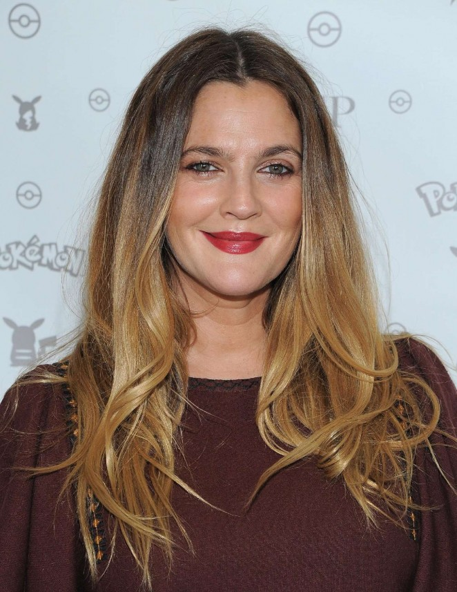 Drew Barrymore: Tracy Paul and Co Presents Pokemon Afternoon Soiree -18