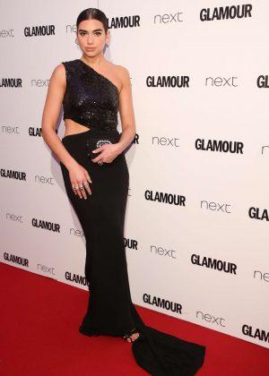 Dua Lipa - 2017 Glamour Women Of The Year Awards in London