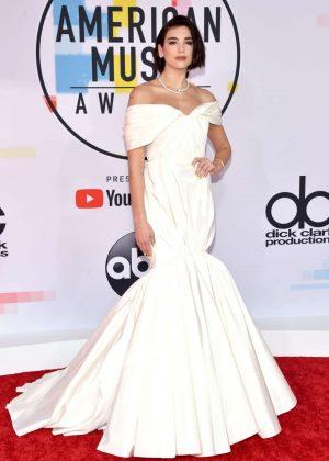 Dua Lipa - 2018 American Music Awards in Los Angeles