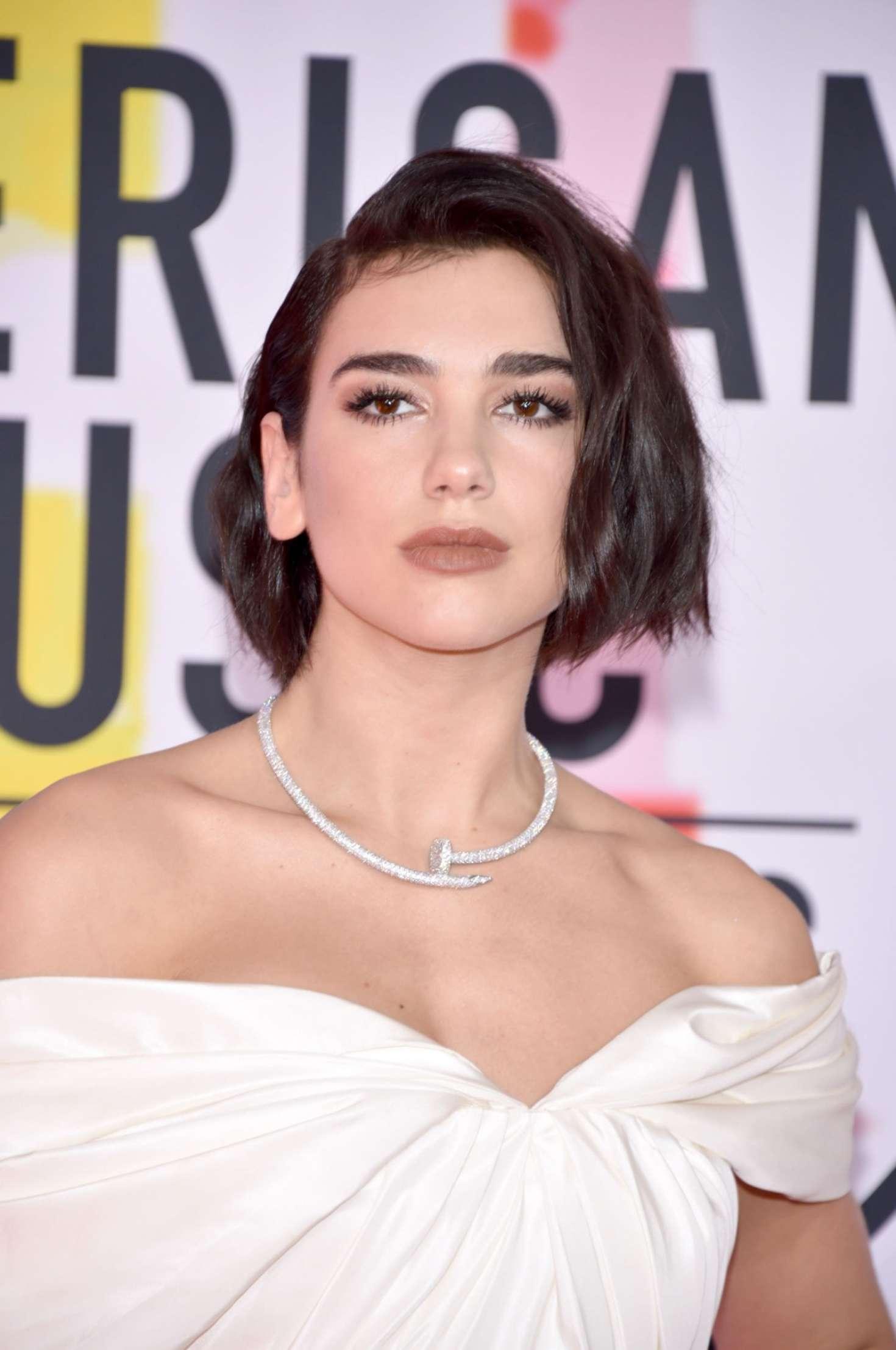 Dua Lipa 2018 : Dua Lipa: 2018 American Music Awards -08