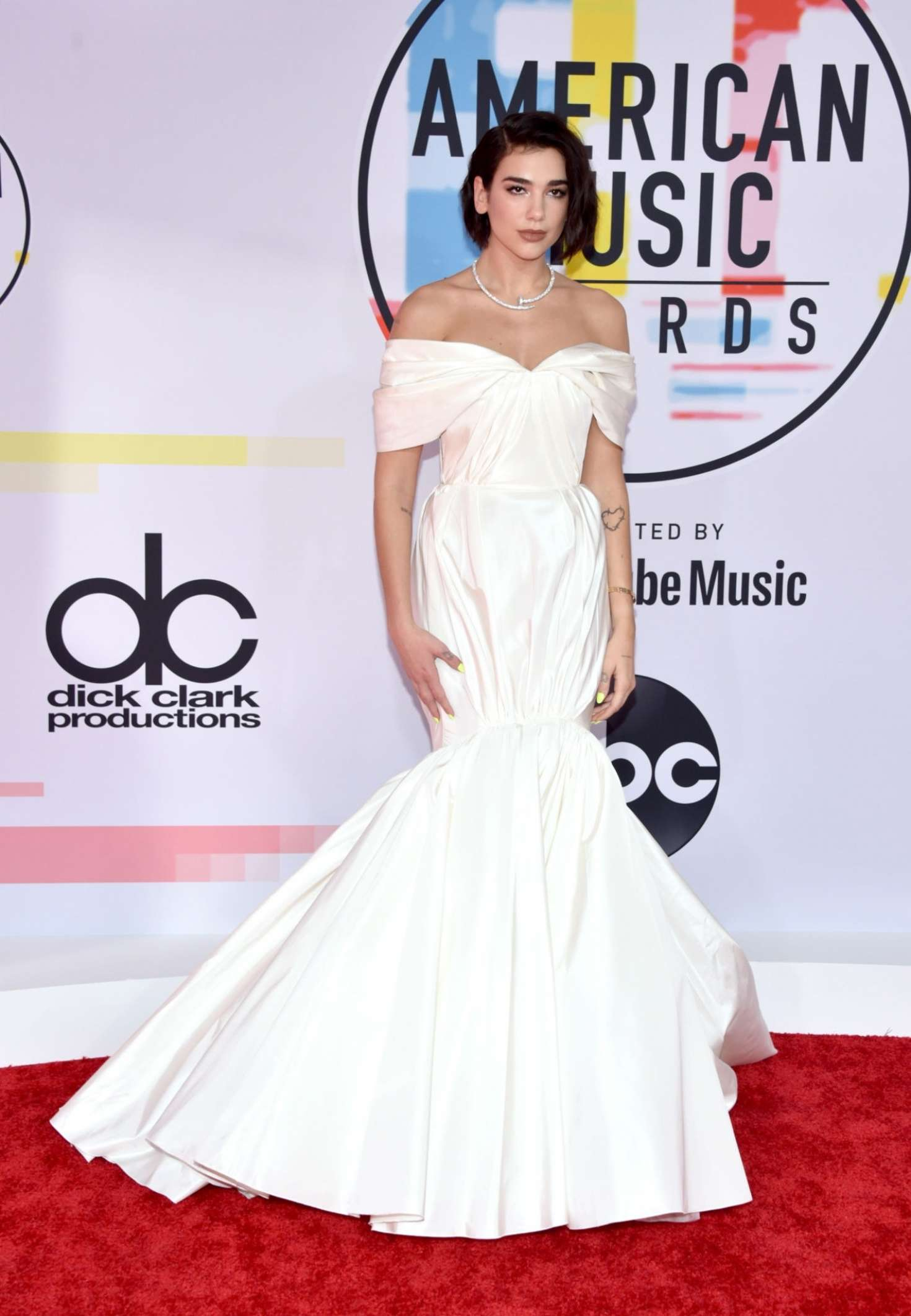 Dua Lipa 2018 : Dua Lipa: 2018 American Music Awards -11