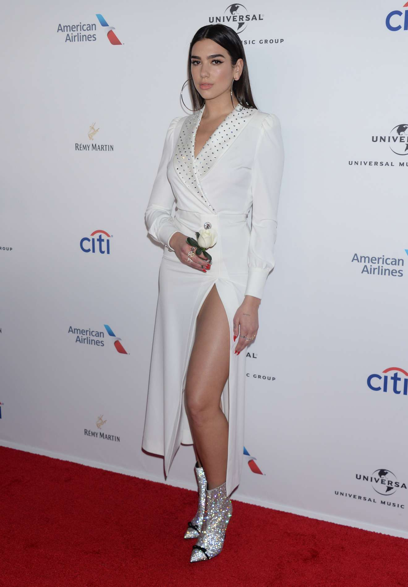 Dua Lipa - 2018 Universal Music Group's Grammy After Party in New York City