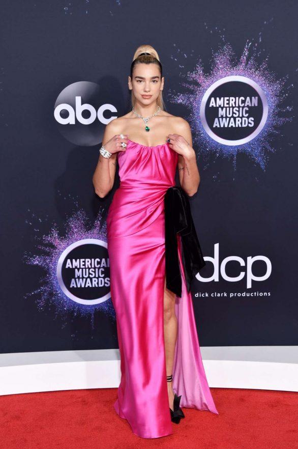Dua Lipa - 2019 American Music Awards in Los Angeles