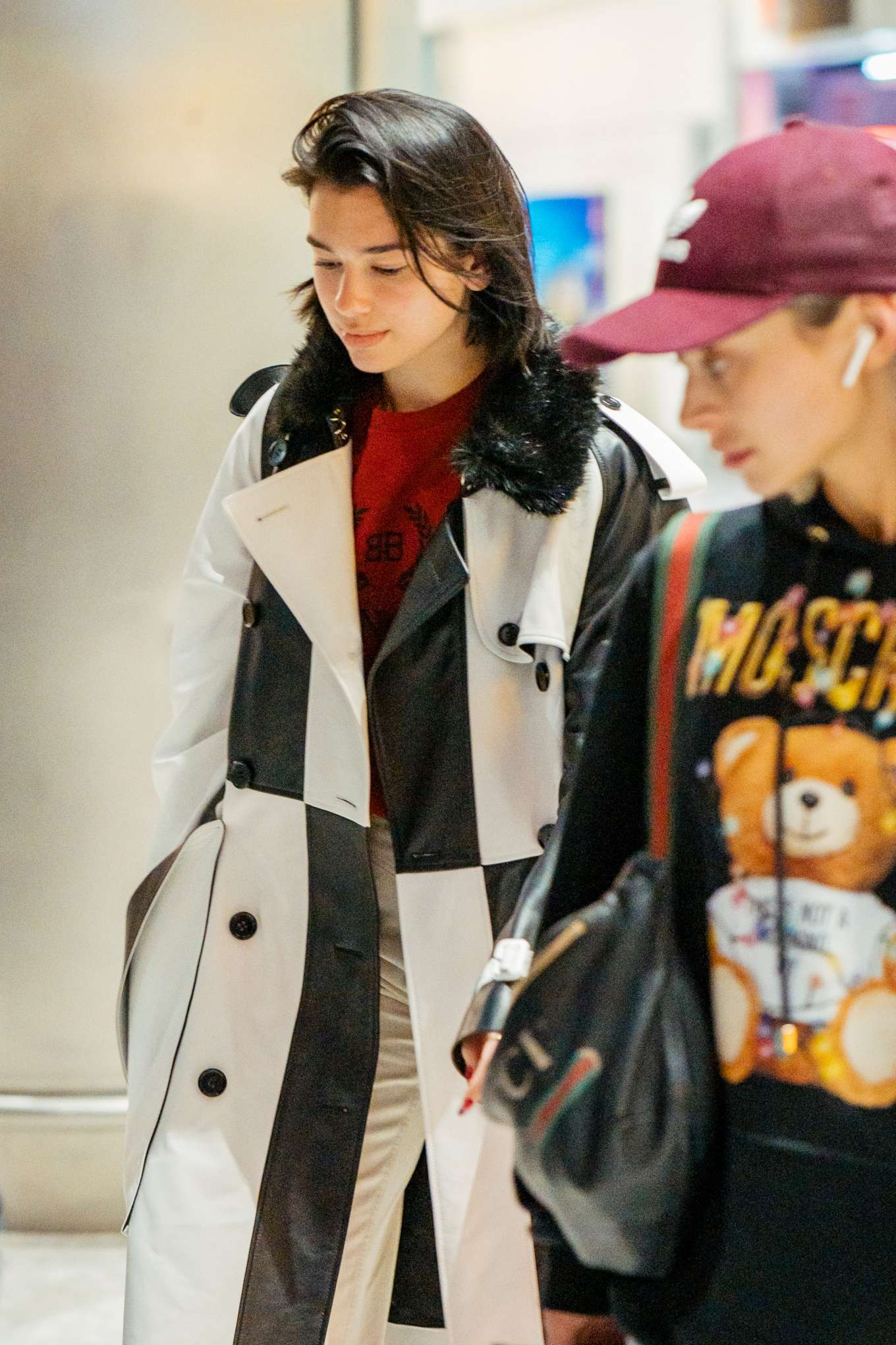 Dua Lipa 2019 : Dua Lipa: Arrives at Heathrow Airport-13