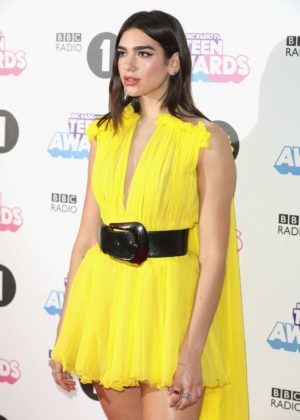 Dua Lipa - BBC Radio 1 Teen Awards 2017 in London