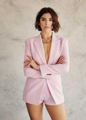 Dua Lipa - British Vogue The Vogue 25 issue 2018