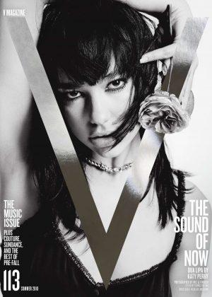 Dua Lipa for V Magazine 2018
