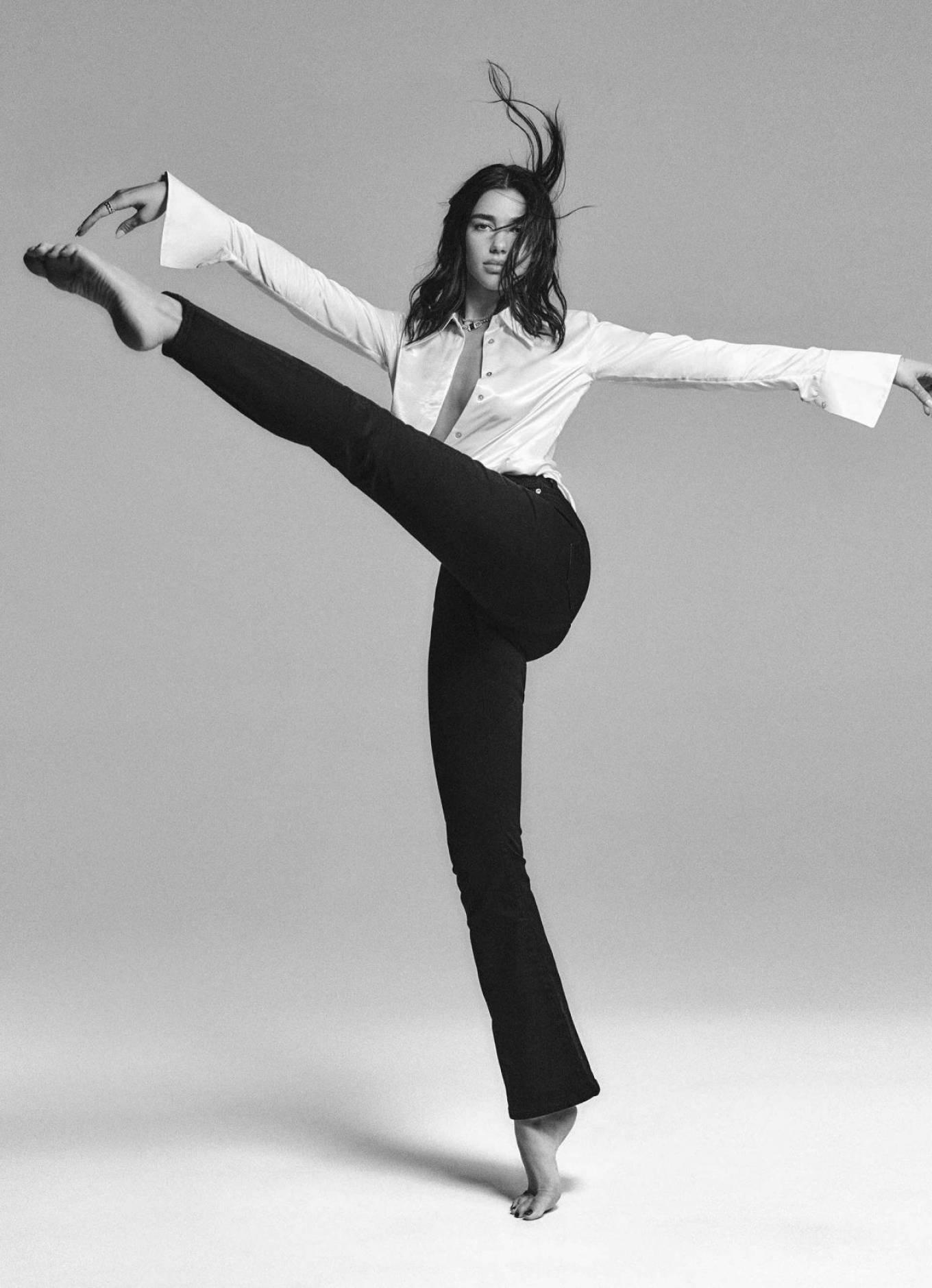 Dua Lipa - Pepe Jeans Collection Fall 2020