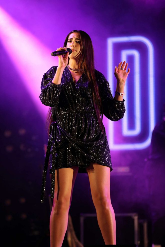 Dua Lipa - Performs at Radio 1's Big Weekend in Hull