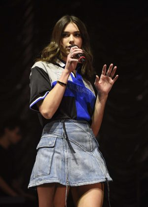 Dua Lipa - Performs at Radio City Christmas Live in Liverpool