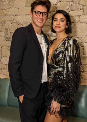 Dua Lipa - 'The Dirty Dishes' Book Launch by Isaac Carew in London