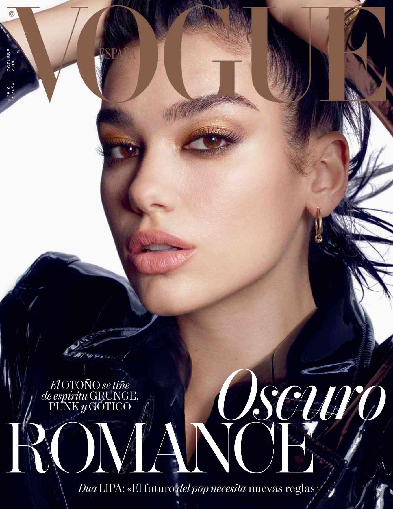 Dua Lipa 2019 : Dua Lipa – Vogue Espana 2019-06