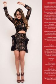 Dulce Maria - Mais Fluente Brazil Magazine (July 2019)